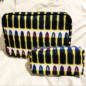 Sonia Kashuk Cosmetic Makeup Travel Bag Set
